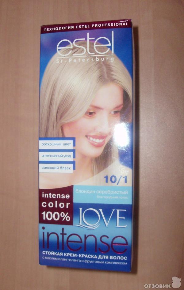 Эстель лове краска для волос отзывы