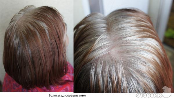 Смешивание краска волос в домашних условиях 114