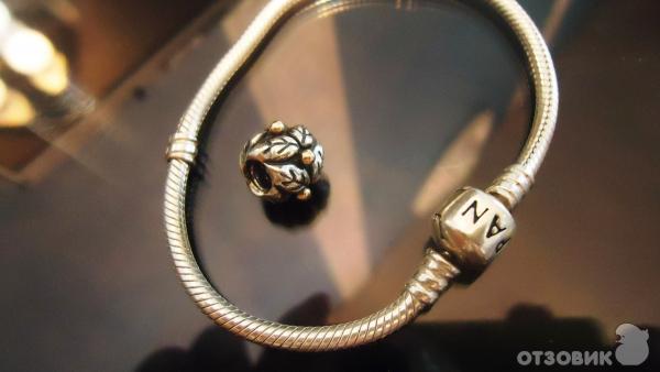 PANDORA браслет пандора цена серебро