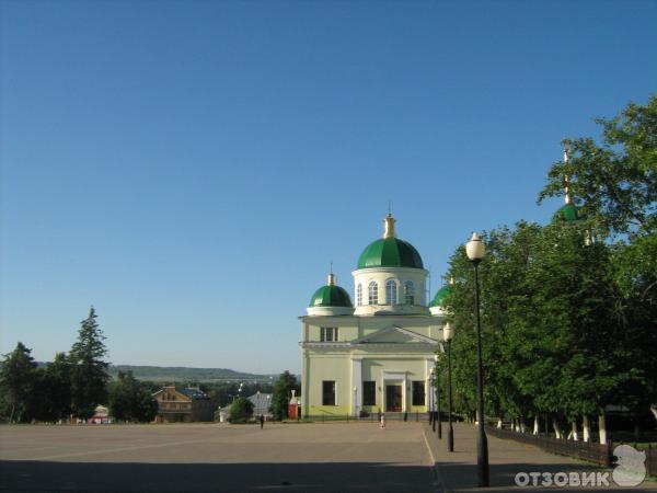 Отзыв: Экскурсия по г.Бирюч (Россия, Белгородская область) - Небольшой тихий городок, для любителей неторопливой жизни.