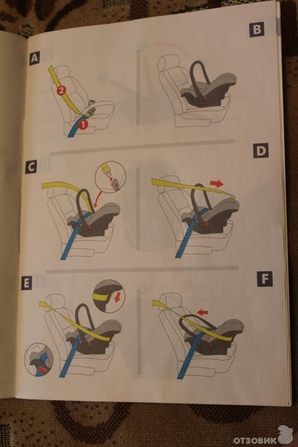 Детское кресло karwala инструкция