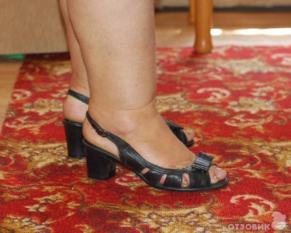 Купить женские удобные туфли на полную ногу