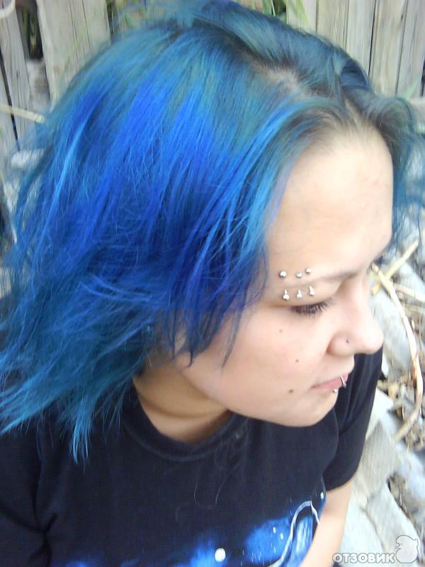 Тоника дикая слива на русые волосы