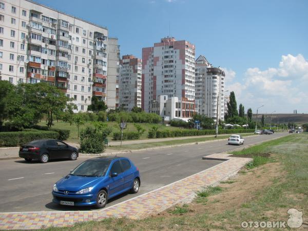 Город Южный (Украина, Одесская область) фото
