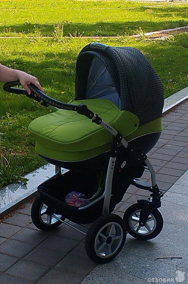 Детская коляска Verdi FIO фото