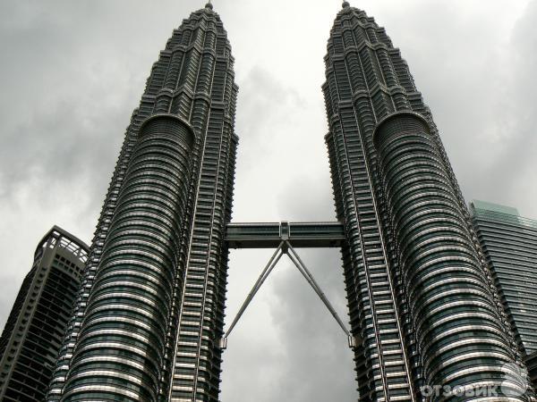 Башни петронас малайзия куала лумпур