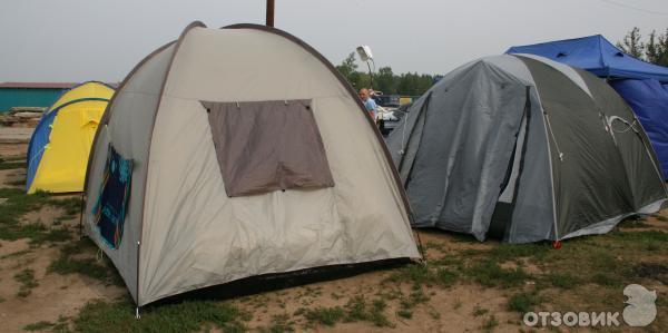 Палатка Nordway Инструкция
