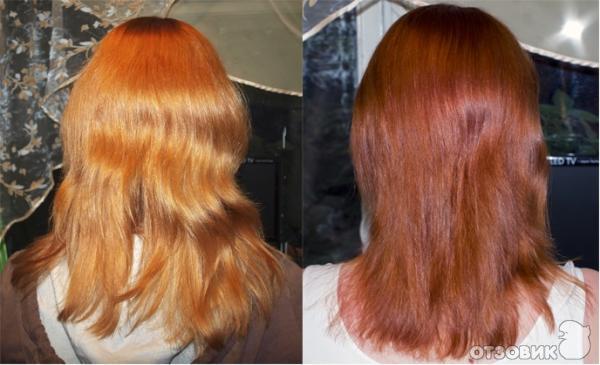 Краска для волос мажирель отзывы с фото до и после применения
