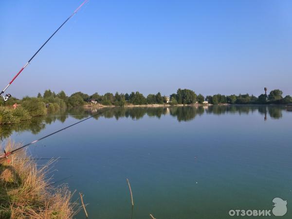 рыбалка в брянской области поселок теплое