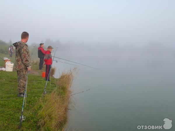 рыбалка в брянской обл на платных озерах