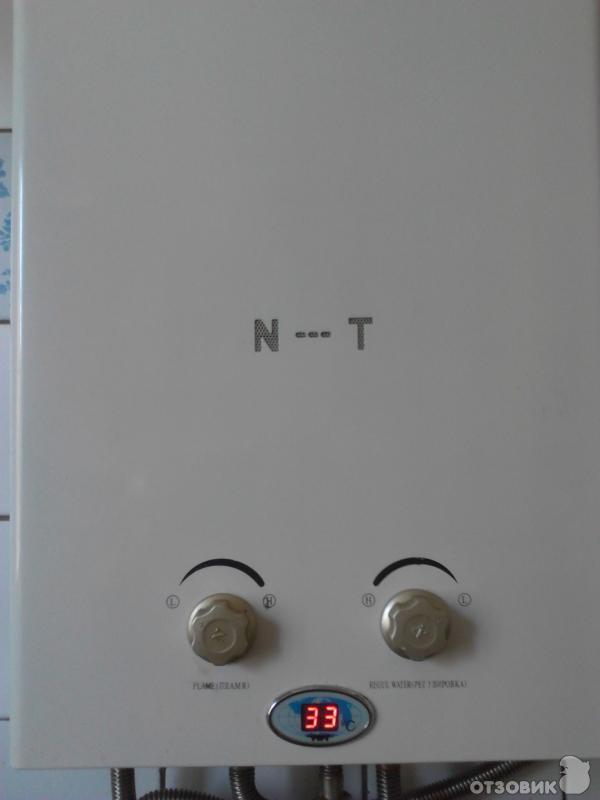 Колонка газовая нева транзит инструкция