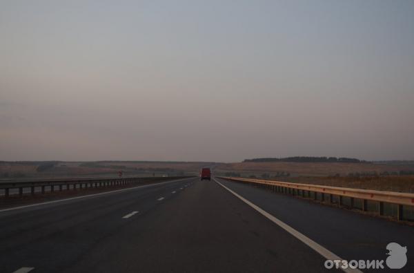 На пути до Воронежа есть