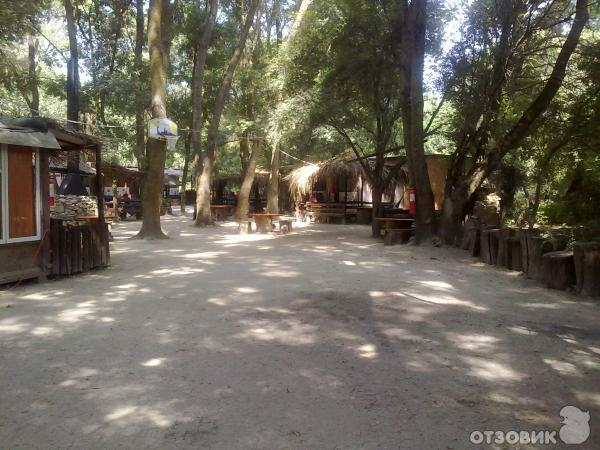 Олимпийская деревня, гостиничный комплекс