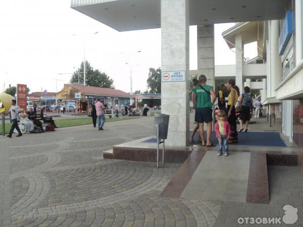Автовокзал в Темрюке