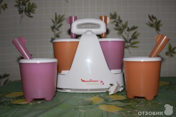 Мороженица Мулинекс Инструкция - фото 9