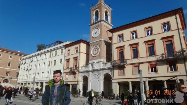 Город Римини (Италия