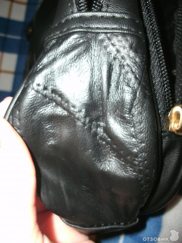 Женская кожаная сумка Stefano фото