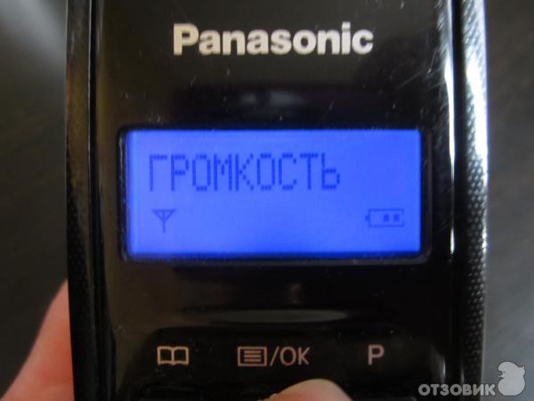 радиотелефон panasonic kx