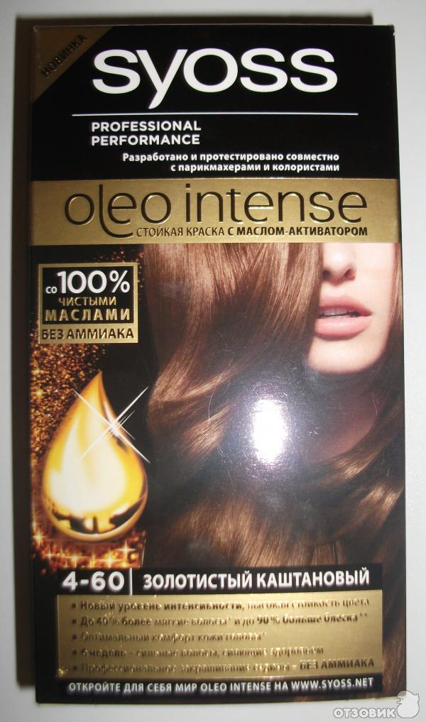 Syoss краска для волос инструкция по применению - фото 7