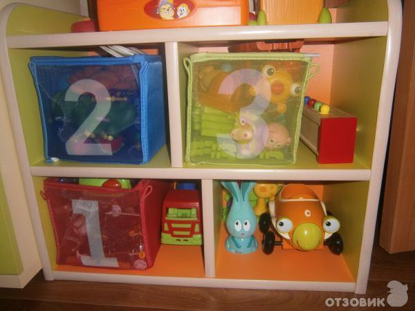 Коробки в детскую 19