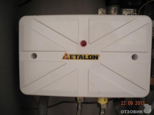 проточный водонагреватель эталон 600 инструкция - фото 5