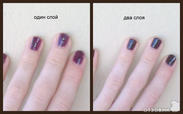 Как накрасить ногти лаком ровно