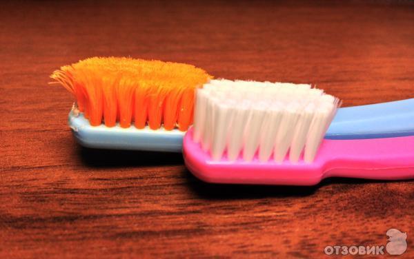 фото зубная щетка