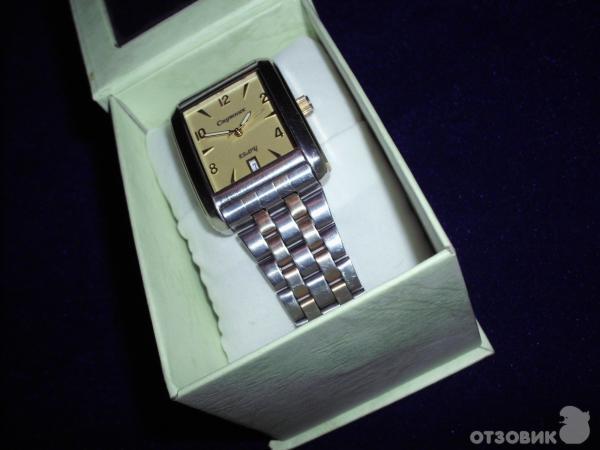 44a0e323 Отзыв о Мужские кварцевые часы Спутник 40004 | Век долог, да час дорог