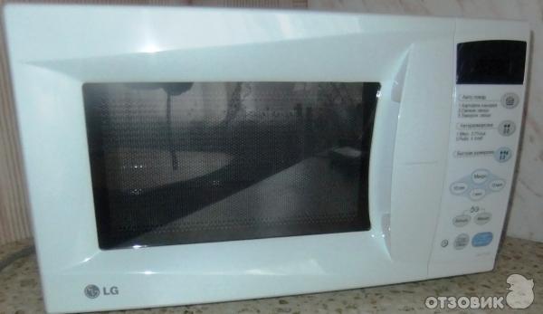 Микроволновая печь LG MS-1744W