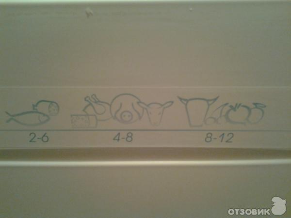Отзыв: Холодильник Snaige FR240 - Хороший вариант для маленькой семьи и такой же кухни.