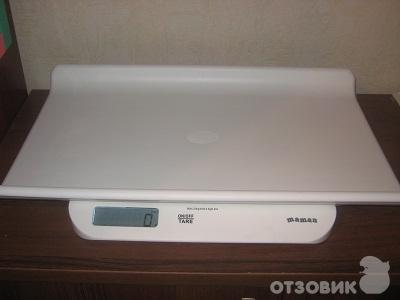 Весы Maman
