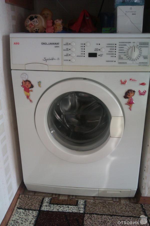 Aeg стиральная машина инструкция