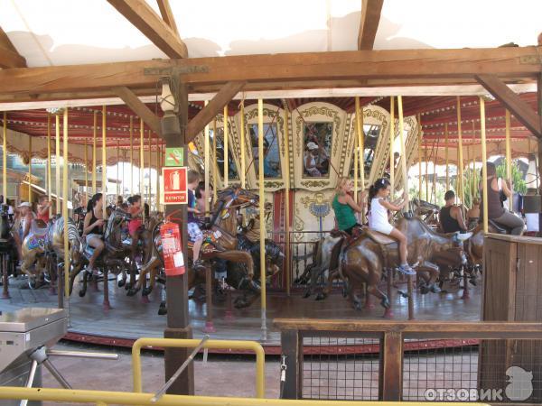 Парк авентура в Ла Специя
