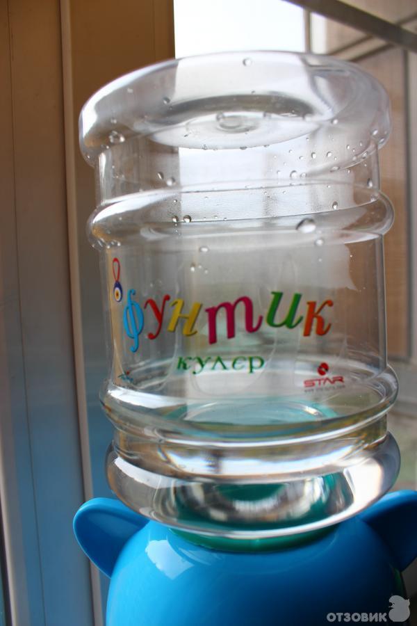 Кулер для воды Фунтик фото
