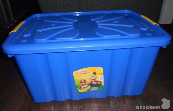 Леруа мерлен ящик для игрушек
