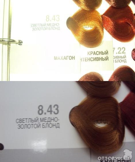 палитра капус краска для волос цена