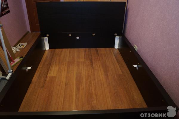Кровать икеа мальм инструкция по сборке