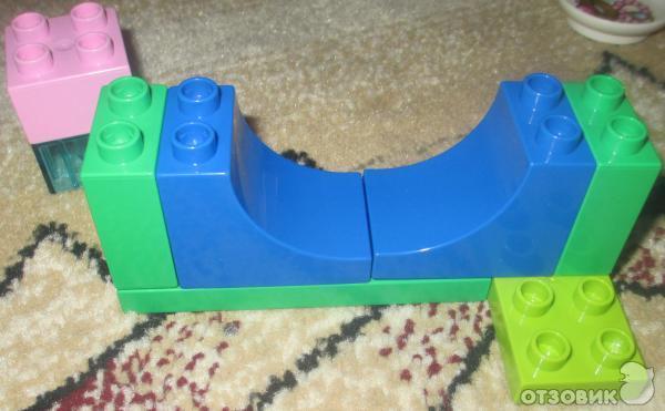 Отзыв конструктор lego duplo подводный