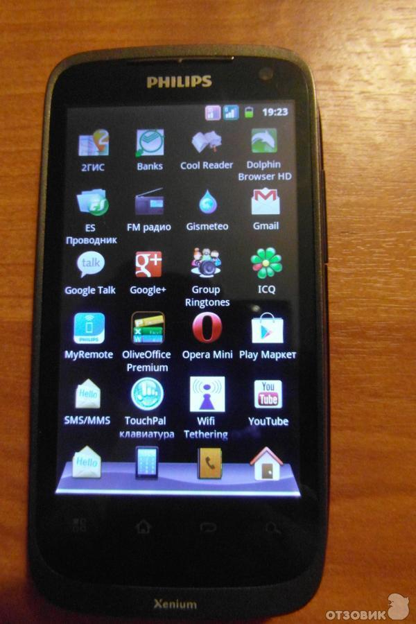 Скачать Система Андроид 3.3 На Philips W632
