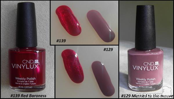 Отзывы лак для ногтей cnd vinylux