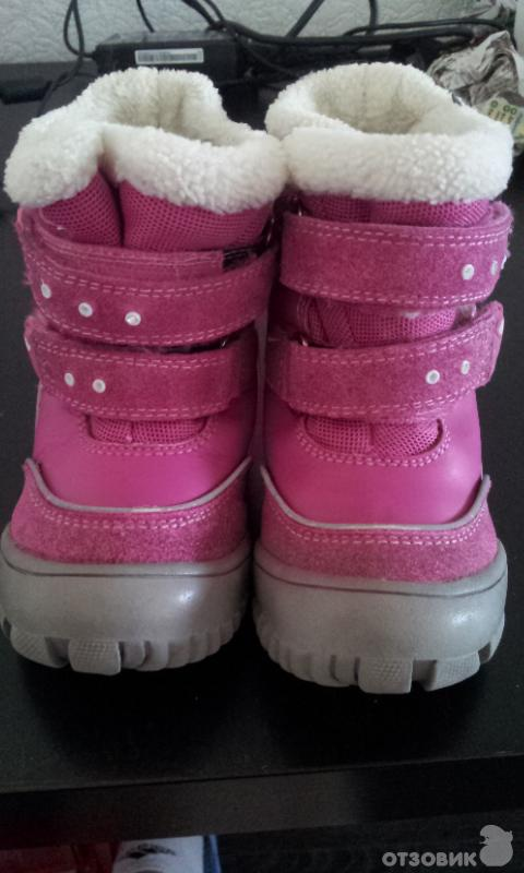 отзывы по зимней обуви рейма