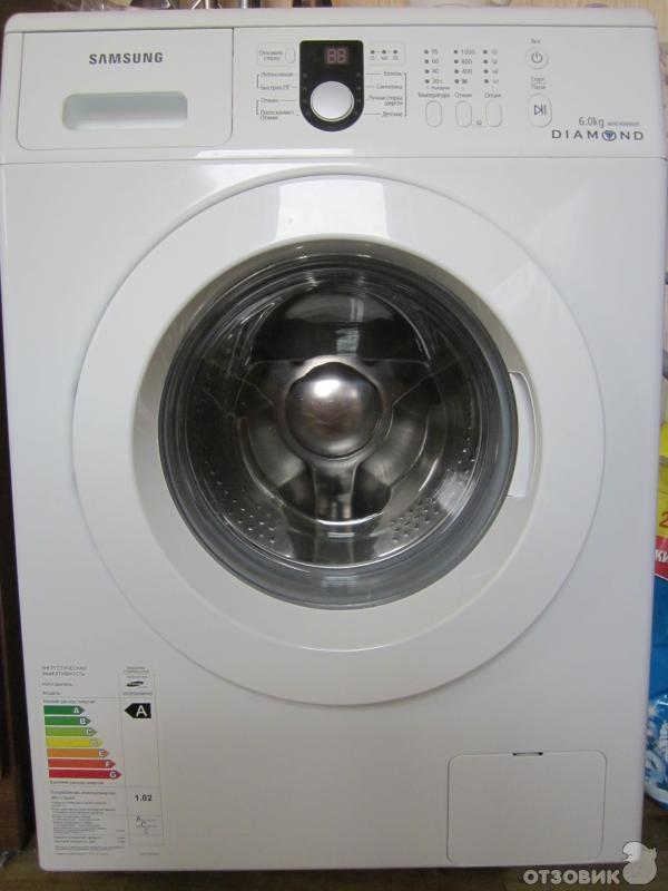 инструкция к стиральной машине samsung diamond wf8590nmw8