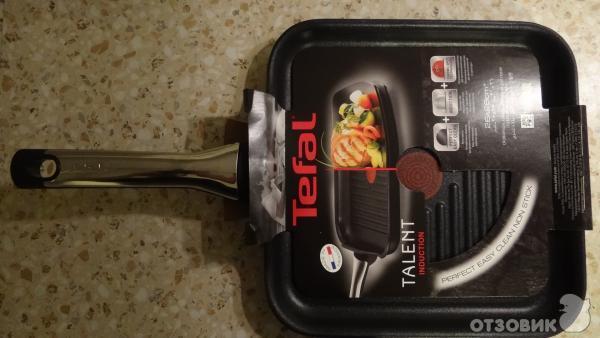 фото сковорода гриль отзывы