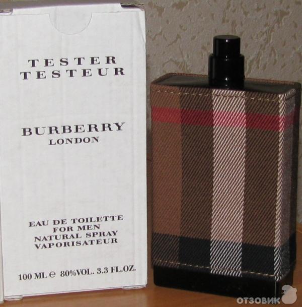 burberry london отзывы