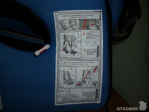 кресло сигер инструкция - фото 3