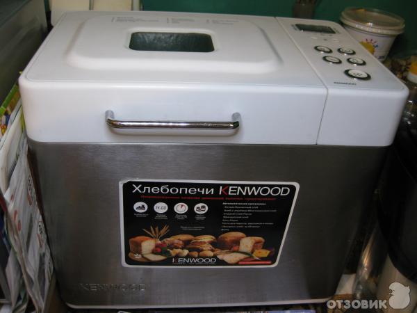 Ремонт хлебопечек kenwood видео