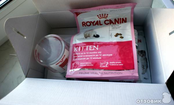 Диетический корм Royal Canin (Роял Канин) для кошек
