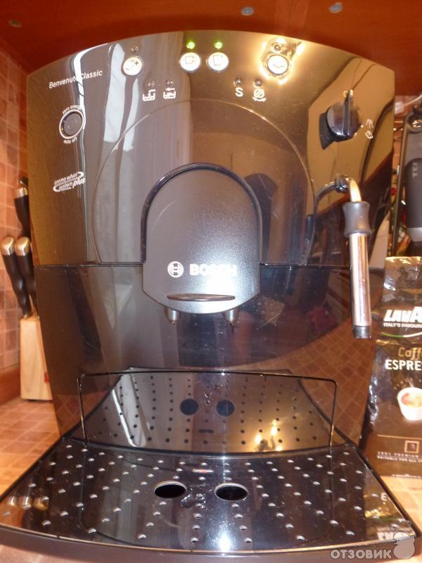Инструкция по эксплуатации кофемашины bosch benvenuto classic