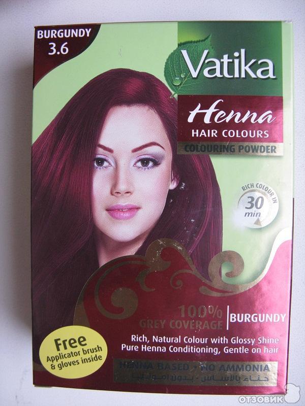 что лучше хна или краска для волос