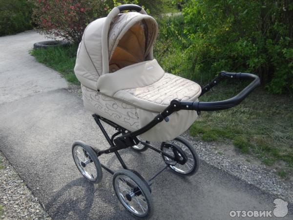 инструкция к коляске riko blanca